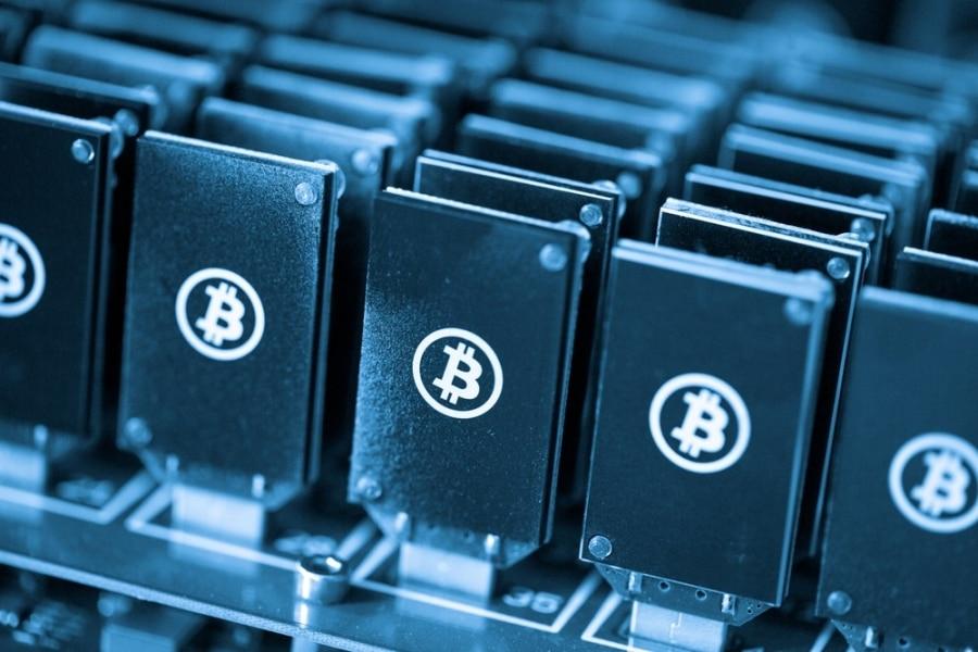 Bitkoinų darymas galingam kompiuteriui